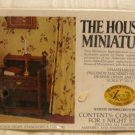 House of Miniatures' Kit:  Chippendale Night Stand, NOS, NIB, for You to Make