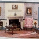 Realife Miniatures' Queen Anne Collection:  Living Room Kit #205, NIB, NOS