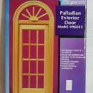 **Houseworks Palladian Exterior Door, Playscale 1:6 Size/Fashion Doll, NOS/NIB
