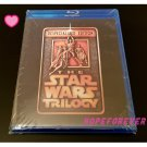 Star Wars Despecialized Edition 3-Movie Blu-ray Set Original Trilogy Theatrical Versions Brand New