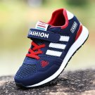 Children's sports shoes spring and summer primary school net surface breathable leisure shoes