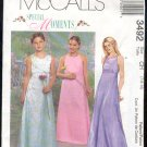 McCall's Sewing Pattern 3492 Special Occasion Dress, Size 7 8 10