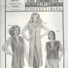 Stretch & Sew Sewing Pattern 4031 Vest in three lengths, Bust size 30 - 46
