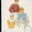 Kwik Sew Sewing Pattern 1434 Boy's Pullover with variations, Size 8 - 14