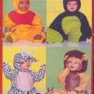 Butterick Sewing Pattern Baby Costumes, Sizes 13 - 29 lbs.