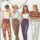 New Look Sewing Pattern 6080 Pants with Variations, Size 8 - 18