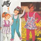 Simplicity Sewing Pattern 7532 Jumper and Jumpsuit, Size 5-6X