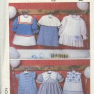 Simplicity Sewing Pattern 7983 Six Sweed Dresses, Size 5