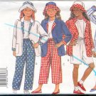Butterick Sewing Pattern 3277 Jacket, Top, Skirt, Shorts, Pants and hat, Size 12 14