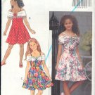 Butterick Sewing Pattern 5932 Pretty Party Dress, Size 12 14
