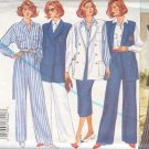 Butterick Sewing Pattern 3257 From J.G. Hook, Wardrobe, Vest, Blouse, Skirt & Patns, Size 12 14 16