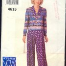 Butterick Sewing Pattern 4615 Blouse/Jacket, Pants, Sizes 12 - 16