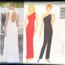 Butterick Sewing Pattern 5004 Long Evening Dress, top and pants, Size 6 - 12