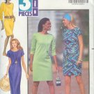 Butterick Sewing Patter 5441 Dress in two lengths with variations, SIze 6 - 12