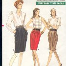 Vogue Sewing Pattern 7133 Three Skirts, size 6 8 10