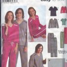 Simplicity Sewing Pattern 5473 Two Tops, Pants and Shawl  Sizes 8 - 18