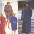 Simplicity Sewing Pattern 7457 Great Coat, Sizes 6-24