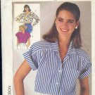Simplicity Sewing Pattern 7561 Blouse, three versions, Size 8 10 12