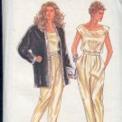 Simplicity Sewing Pattern 7691 Jacket, Top and Pants in Sizes 8 - 20