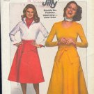Simplicity Sewing Pattern 8007 Skirt, Size 10 - 12