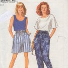 Simplicity Sewing Pattern 8254 Top, Tank Top, Shorts and Pants, Sizes 10 - 20