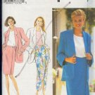 Simplicity Sewing Pattern 8296 Jacket and skirt in two lengths, Size 12 - 16