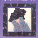 Sewing Pattern by Annie Tuley B 764 Honoeycomb and twisted ribbon vests, Size 8-20