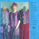 Sewing Pattern by Pavelka, LouLou's Jumper and Vest, Sizes S - XXL