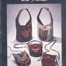 Sewing Pattern, by Nancy Mirman, Fat Quarter Skrappysak and small purse, two sizes