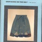 Sewing Pattern, Fancy Bottoms, Skipjacks on the Bay Applique', One Size