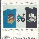 Sewing Pattern, Ultra Delight Appliqlue, Kids Stuff, One Size