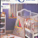 Simplicity Sewing Pattern, Nursery Decor featuring Sail boat