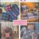 Simplicity Sewing Pattern 9117 Throws, Bags and Pillows