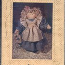 "Sewing Pattern Country Stitches, Errink 14"" doll and 3"" Ragbunny"