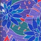 "Sewing Fabric Cotton Hawaii print 2 yds X 44""  No. 103"