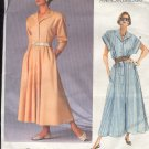 Sewing Pattern, Vogue, Calvin Klein 1874 Classic Dress, Size  16