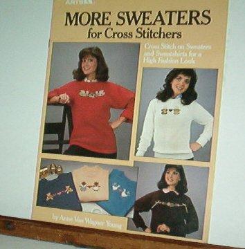 Cross Stitch Patterns for Sweaters and sweatshirts, 12 patterns