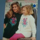 Knitting Pattern Brunswick, Pastimes Vol 924 Family sweaters, 6 designs Free Shipping