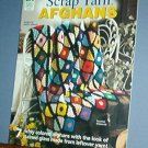 Crochet Pattern SCRAP AFGHANS 7 Designs, easy