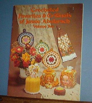 Crochet Patterns 1970's flowers, shawls, baby, potholders, more