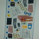 Scrapbooking - Stickers - 1 sheet  Business Working Accessories New