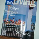 Magazine - Martha Stewart Living - Free Shipping - No.  14 June & July 1993