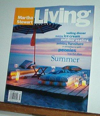 Magazine - Martha Stewart Living - Free Shipping - No. 20  June/July 1994