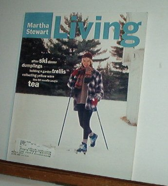 Magazine - Martha Stewart Living - Free Shipping - No. 27  March 1995