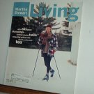 Magazine - Martha Stewart Living - Free Shipping - No. 27  March 1995