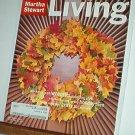 Magazine - Martha Stewart Living - Free Shipping - No. 44  November 1996