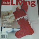 Magazine - Martha Stewart Living - Free Shipping - No.  45  Dec 1996/Jan 1997