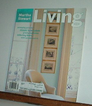 Magazine - Martha Stewart Living - Free Shipping - No. 49  May 1997