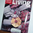 Magazine - Martha Stewart Living - Free Shipping - No. 64 November 1998