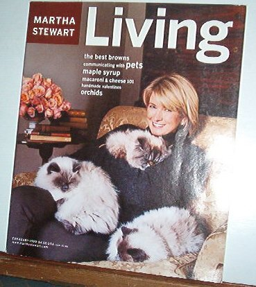 Magazine - Martha Stewart Living - Free Shipping - No.66 February 1999